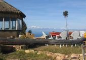 Jeux de puzzle : lac titicaca