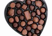 Jeux de puzzle : chocolats