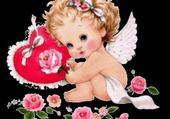 Jeux de puzzle : un amour de petit ange