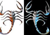 Puzzle en ligne Scorpion