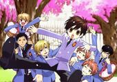 Puzzle Ouran High School Host Club