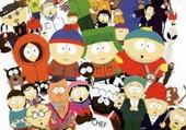 Puzzle South Park characters