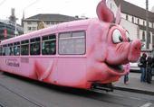 Puzzles un tram nommé cochon