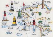 Puzzle en ligne phares bretons