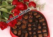 Jeu puzzle chocolats