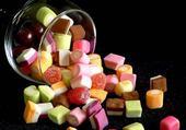 Puzzle Puzzle bonbons