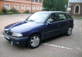 Puzzle opel astra