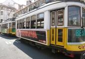 Puzzle en ligne Lisbonne Bus
