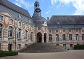 Puzzle chateau de saint fargeau yonne