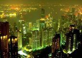 Puzzle lumière de la ville