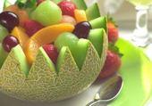 Puzzle Taquin fruits du soleil