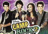 Puzzle gratuit camp rock 2