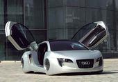 Puzzles voiture du futur