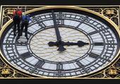 Puzzle l'horloge de Big Ben,
