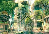 Jeux de puzzle : japon