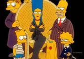 Puzzle en ligne Simpson