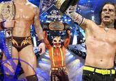 Puzzle Smackdown VS raw 2011