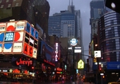 Puzzle New York, le matin