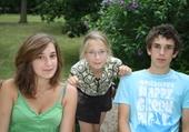 Puzzle Emma,Caroline,Théo