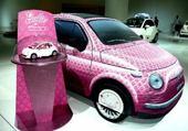 Jeu puzzle voiture barbie