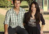 Puzzle Nick et Chloé : Nate et Dana