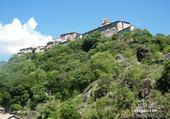 Puzzle village d'Antraigues sur Volane