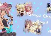 Puzzle en ligne Puzzle d'Amu et Utau