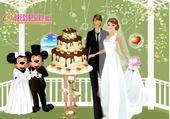 Puzzle Jeux de puzzle : mariage de rêves