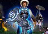 Puzzle Taquin destroy all humans