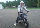 Puzzle Florian moto