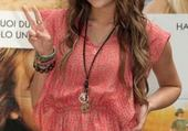 Puzzle gratuit Miley Cyrus