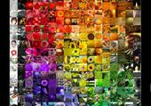 Puzzle gratuit théorie de la couleur
