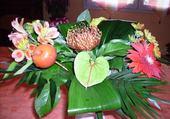 Puzzle bouquet de fleurs