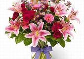 Taquin bouquet de fleurs
