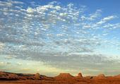 Puzzle Puzzle les nuages cotonneux