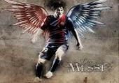 Jeu puzzle Messi l'aigle des terrains
