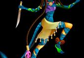 Puzzle en ligne avatar