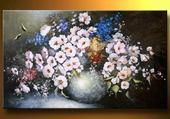 Puzzle variété de fleurs