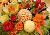 Puzzles fleurs de fruits