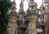 Taquin Le palais idéal