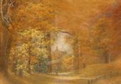 Jeux de puzzle : l'automne