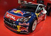 Puzzles DS3 WRC