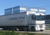 Jeu puzzle camion schenker-joyau