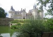 Puzzle en ligne chateau de Sully