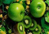 Puzzle gratuit fruits verts