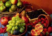 Jeux de puzzle : fruits du soleil
