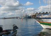 port de Kélibia tunisie