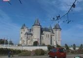 Jeu puzzle chateau de saumur