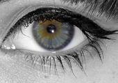 Puzzle gratuit beaux yeux bleus