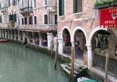 Jeu puzzle Venise et ses canaux
